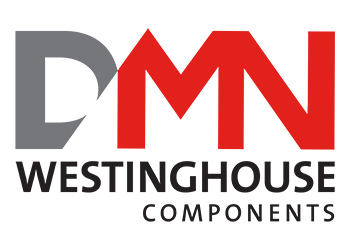 Logo Firma DMN-WESTINGHOUSE Components GmbH in Altshausen
