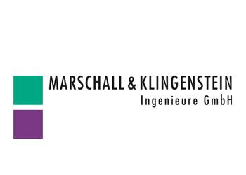 Logo Firma Marschall & Klingenstein Ingenieure GmbH in Ravensburg