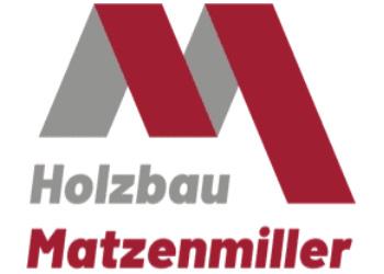 Logo Firma Zimmerei Matzenmiller GmbH & Co. KG in Staig