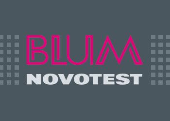 Logo Firma Blum-Novotest GmbH in Grünkraut