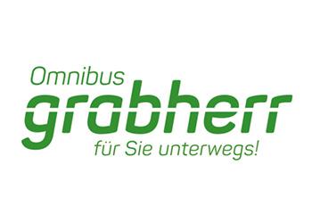 Logo Firma Omnibus Grabherr GmbH in Waldburg
