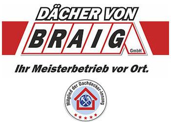 Logo Firma Dächer von Braig GmbH  in Niederbiegen